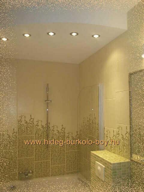 Bambusz burkolat fürdőszobába