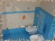 fürdőszobai wc burkolat