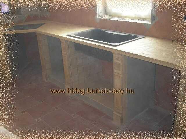 épített konyhabútor kivitelezés