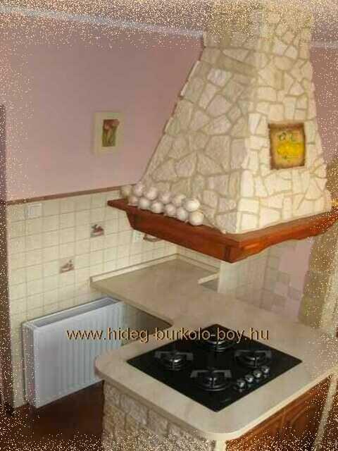 épített konyhapult kép