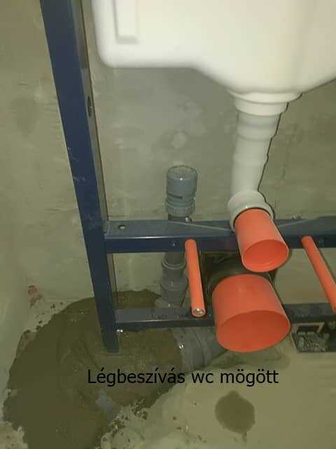 légbeszívás wc mögött