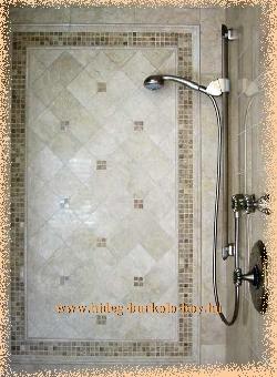 d�szes megjelen�s zuhanykabinban