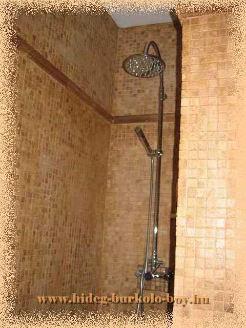 zuhanykabin nyitott vari�ci�